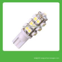 Smll MOQ DC12V 3528 SMD T10 W5W led bulb