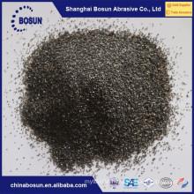 Angular 95% brown alumina grit 0.25mm