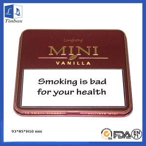 Personalised Cigarette Tin