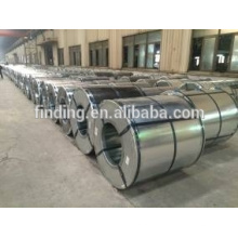 bobina de acero galvanizado en caliente
