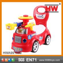 Пластиковый дети пожарная машина ездить на автомобиль игрушки