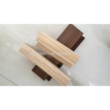 Perfiles de extrusión de aluminio de madera