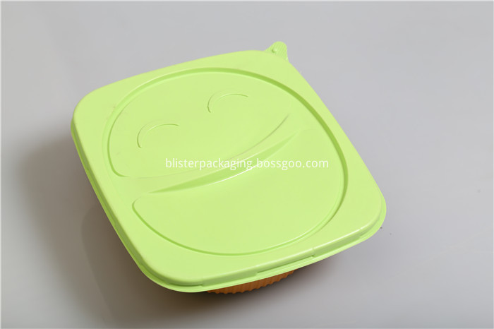Food Containers with Lids