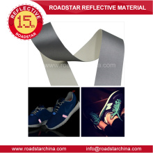 PU reflective artificial leather manufactures