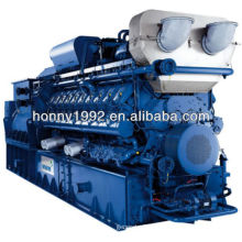 Germany MWM Gas Genset Turnkey Biomass Power Plant