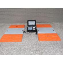 Echelle d'essieu 700X430X30mm