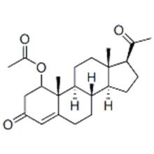 Acétate d'hydroxyprogestérone CAS 302-23-8