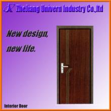 Portas de tela de varanda de vinil ou PVC