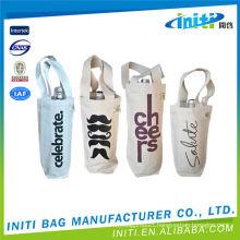 Fashion shopping bag supermarket packaging bag 3l bag in box wine