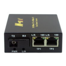 China Manufacturers for Fiber To Ethernet Media Converter Ethernet media converter 10/100M export to Italy Manufacturer