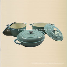 FDA Factory Cookware Conjunto Fornecedor De China