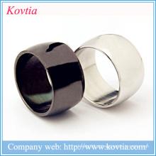 Knights templar anéis anéis de dedo grande esmalte para homens anéis de aço titanium jóias