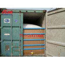 PE flexitank para transporte de óleo vegetal