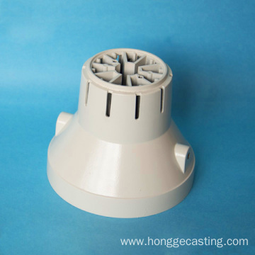 Customize Aluminium die casting Led light Heatsink