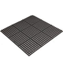 Interlocking Anti-Fatigue Rubber Mat/ Safety Rubber Flooring for Workshop
