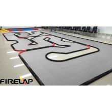 Puede Drift 72 metros cuadrados de tamaño grande pista de coches RC para la competencia