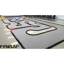 Can Drift 72 Square Meters Big Size RC Car Track for Competition