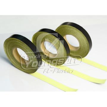 Black Brown or White PTFE Glass Tape