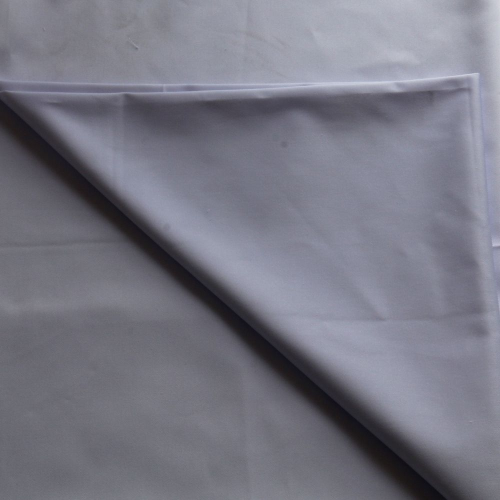 Hospital Fabric Twill White