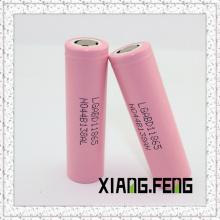 18650 Li-ion 3000mAh Battery, LG HD1 3000mAh, LG 18650 3.7V Pink Cell