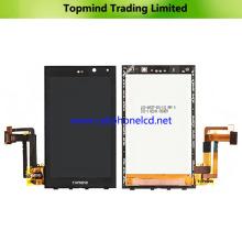 Piezas de teléfono móvil para Blackberry 10 L pantalla LCD y digitalizador