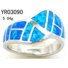 Opala de anéis de prata Joias (YR03099)