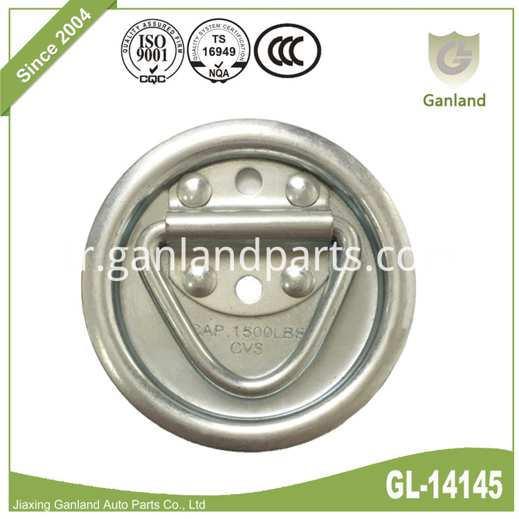 Round Pan Fitting Lashing Ring GL-14145