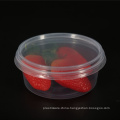 Food Grade 350ml Round Disposable PP plastic Food Bowl