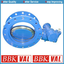 High Quality Double Eccentric Double Flange Butterfly Valve S14 Series
