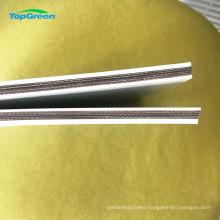 light duty fda flat white rubber conveyor belt