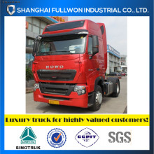 Sinotruk High Quality with Man Engine 4X2 Tracto Camion / Tractor Truck Head
