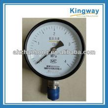 10'' (250mm) chemical fertilizer ammonia pressure gauge