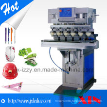 6 Color Bottle Pad Printer