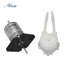 Electric 12v peristaltic mini dispensing chemical pumps