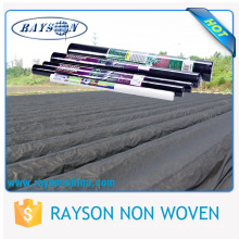 China wholesale best agricultural black heavy duty pp plantex weed control membrane