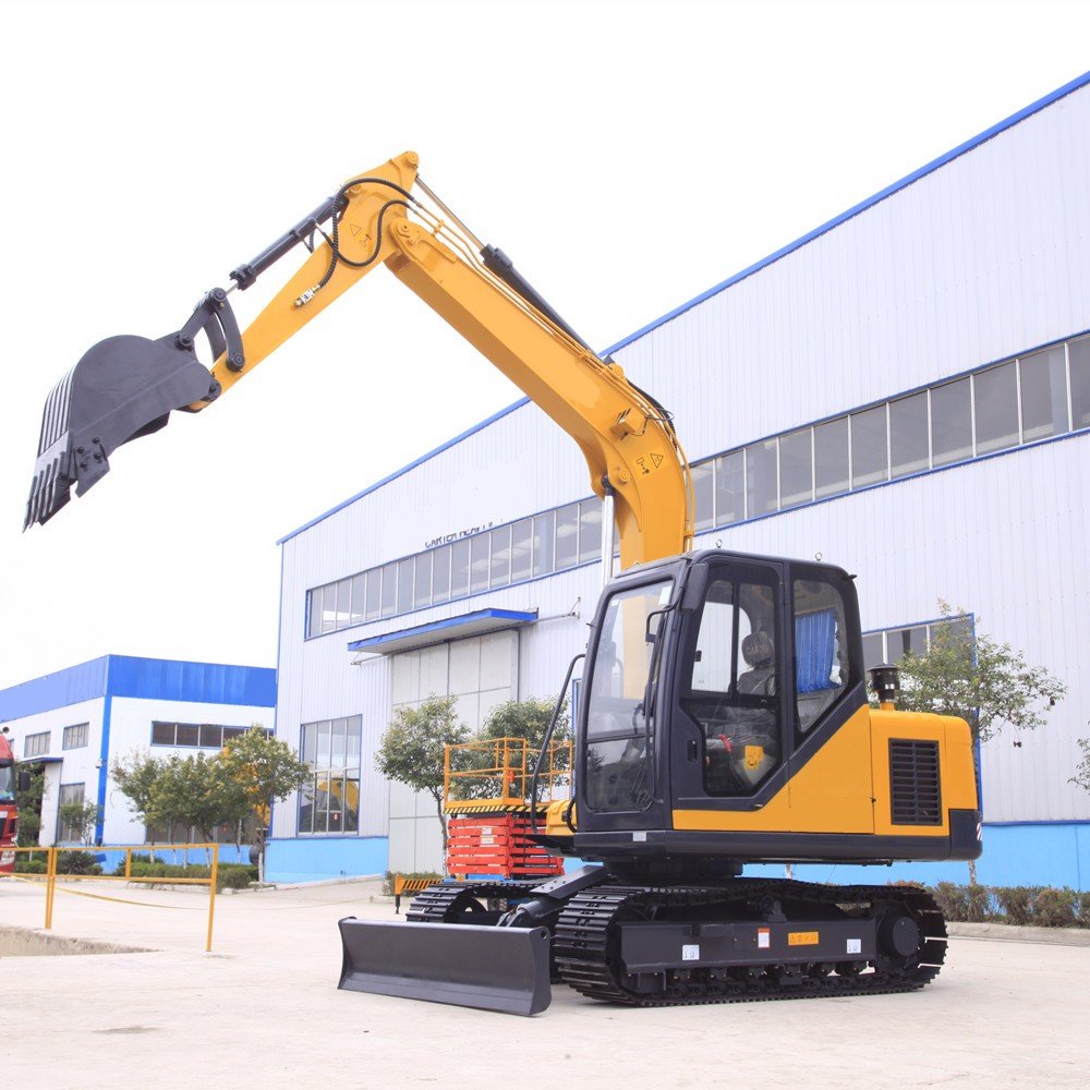 Hydraulic Digger Machine