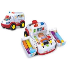 Kinder Intelligentes Auto Batteriebetriebenes Spielzeug (H0895036)