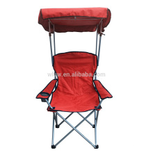 Sports quik shade chair with canopy