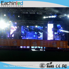 Вента Концерты Р4.81 Кортина де светодиодов видео горячее в Колумбии
