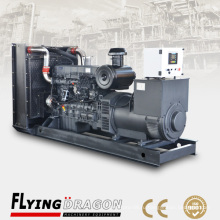 350kw 437.5кВ Звукопоглощающая цена электрогенератора с Dongfeng SC15G500D2 в сочетании с генератором Siemens