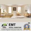 Ensemble de chambre à coucher de chambre à coucher d'hôtel (EMT-A09)