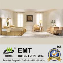 Juego de dormitorio de los muebles del dormitorio del hotel (EMT-A09)
