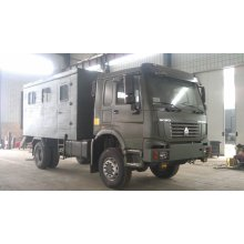 HOWO 4X4 Workshop Truck for Mobile Repair