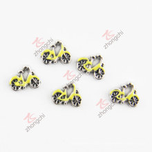 Alloy Enamel Bicycle Charms (FC)