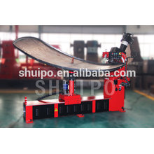 No Template Irregular Dished Head Folding Machine/dished ends spinning machine