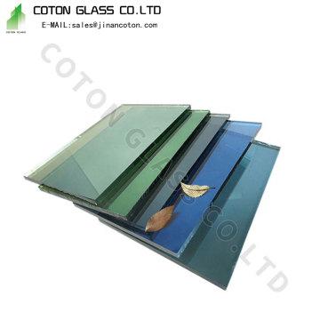 Glas-Tischplattenschutz