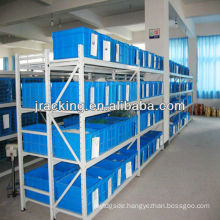 China Nanjing Jracking Step Beam/Wire Mash Hand-stack shelving for medium to heavy loads Long Span Shelving Racking