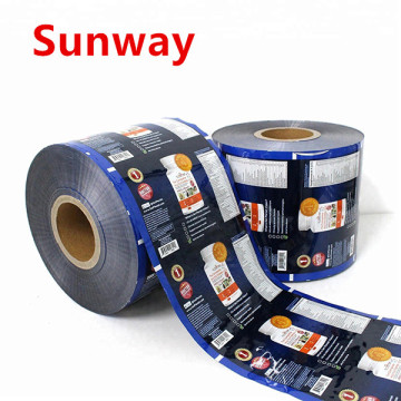 Roll Packaging Packaging Metalized