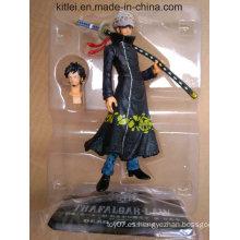 2016 Hot Sale japonesa Anime personalizado Mini One Piece Action Figure