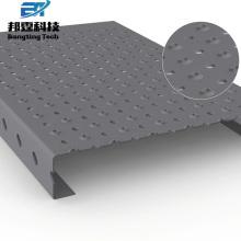 Las ventas al por mayor de China Factory El buen precio de chapa de aluminio perforada